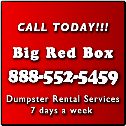 Big Red Box | 888-552-5459